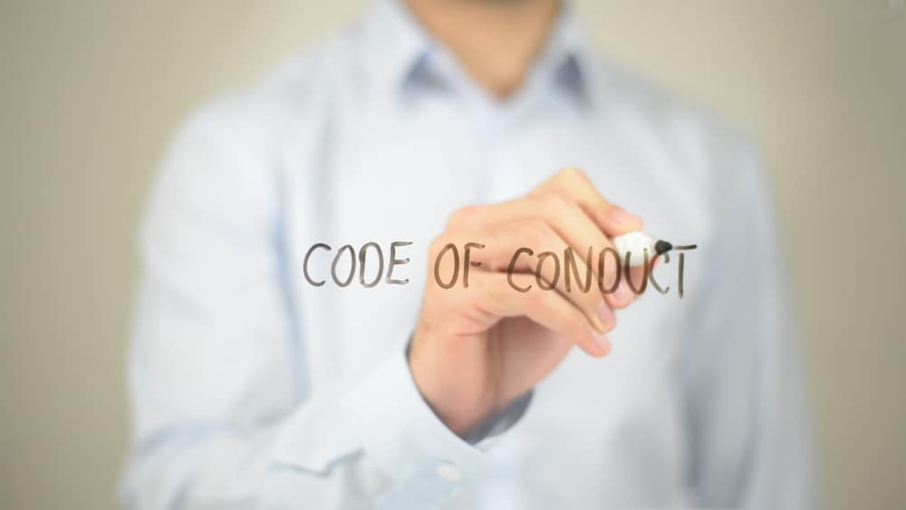 code of conduct training